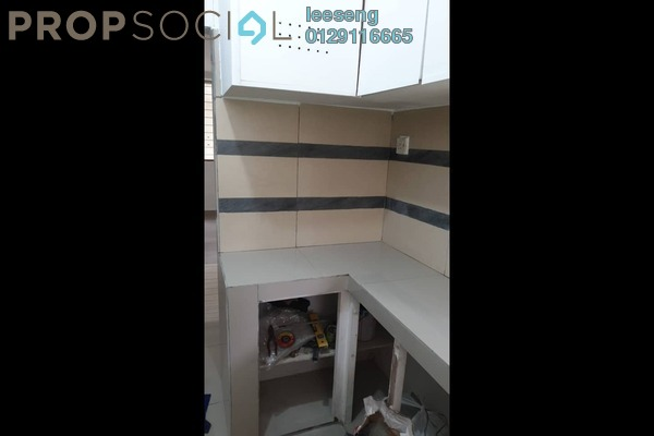 For Rent Apartment at Section 1, Wangsa Maju Freehold Unfurnished 2R/1B 1.05k