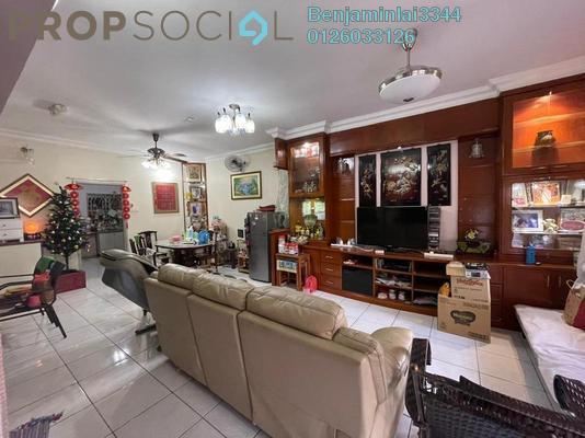 For Sale Terrace at BRP 7, Bukit Rahman Putra Freehold Semi Furnished 4R/3B 560k