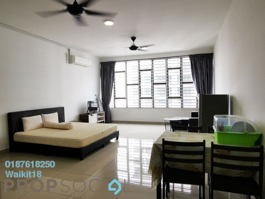 For Sale Apartment at Austin Regency, Tebrau Freehold Fully Furnished 0R/1B 280k