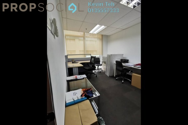 For Rent Office at Solaris Dutamas, Dutamas Freehold Fully Furnished 0R/0B 3.3k