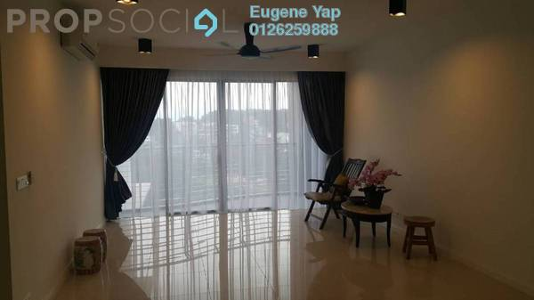 Condominium For Rent in The Westside Two, Desa ParkCity Freehold Semi Furnished 3R/2B 3.3k