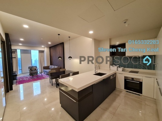 For Rent Serviced Residence at Tropicana The Residences, KLCC Freehold Fully Furnished 1R/1B 2.9k