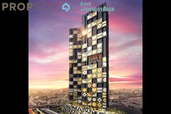 Duplex For Sale in Arte Cheras, Cheras Freehold Semi Furnished 3R/2B 529k