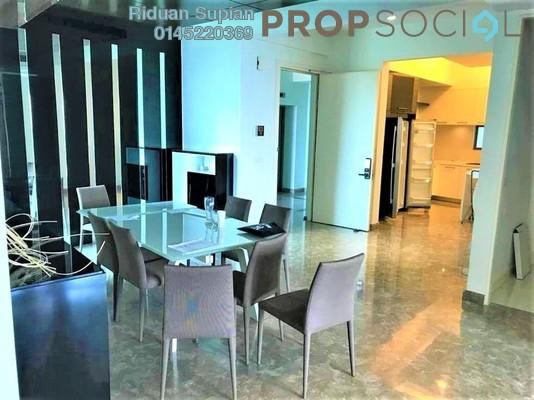 Condominium For Sale in Kiaramas Danai, Mont Kiara Freehold Fully Furnished 4R/3B 1.85m