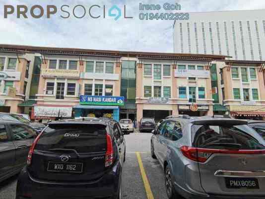 For Rent Shop at Bayan Bay, Bayan Indah Freehold Unfurnished 2R/1B 3k