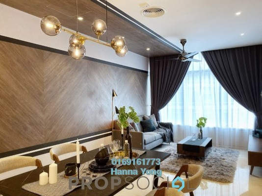 For Rent Serviced Residence at Sky Suites @ KLCC, KLCC Freehold Fully Furnished 3R/2B 4.5k
