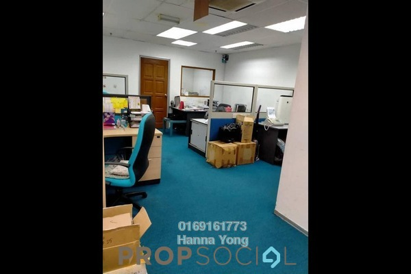 For Rent Office at Leisure Commerce Square, Bandar Sunway Freehold Fully Furnished 1R/0B 1.1k
