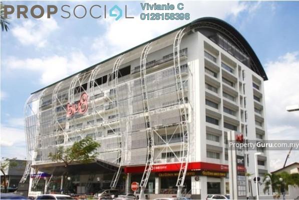 For Rent Office at Wisma BU8, Bandar Utama Freehold Semi Furnished 0R/0B 10k