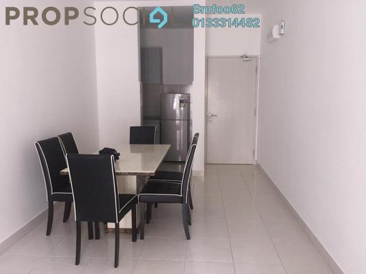 For Rent Condominium at SkyAwani, Sentul Freehold Semi Furnished 3R/2B 1.3k