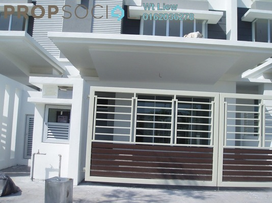For Rent Terrace at Sephira, Alam Impian Freehold Semi Furnished 4R/3B 1.8k