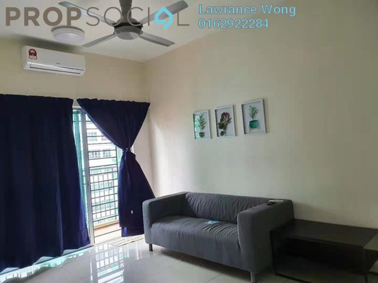 Condominium For Rent in OUG Parklane, Old Klang Road Freehold Semi Furnished 3R/3B 1.5k