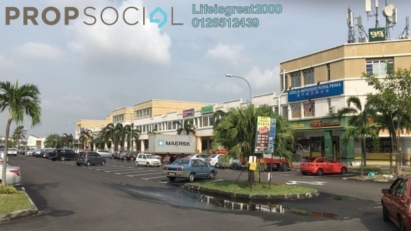 For Sale Shop at Taman Putra Prima Commercial Square, Taman Putra Prima Freehold Unfurnished 0R/0B 1.22m