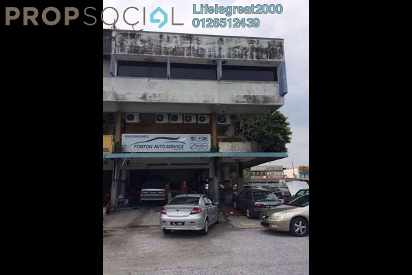 For Sale Shop at Taman SEA, Petaling Jaya Freehold Semi Furnished 0R/0B 2.5m