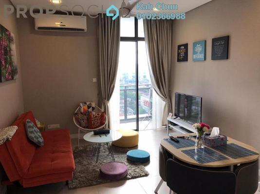 Condominium For Rent in TTDI Ascencia, TTDI Freehold Fully Furnished 2R/2B 3.3k