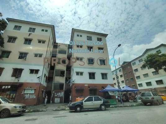 For Sale Apartment at Bandar Bukit Tinggi 2, Klang Freehold Semi Furnished 3R/2B 129k