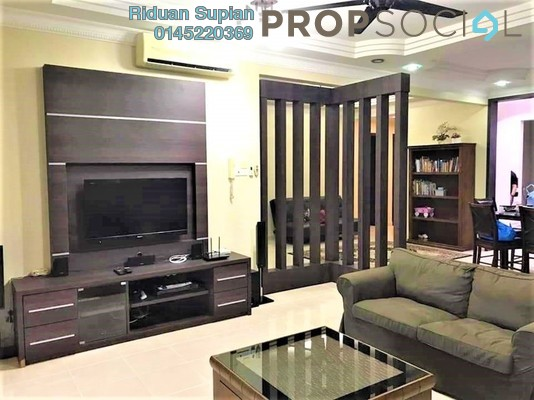For Rent Condominium at Riana Green East, Wangsa Maju Freehold Fully Furnished 4R/3B 3.5k