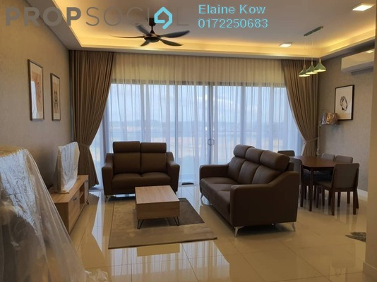 For Rent Condominium at SkyLuxe On The Park, Bukit Jalil Freehold Fully Furnished 3R/2B 2.9k