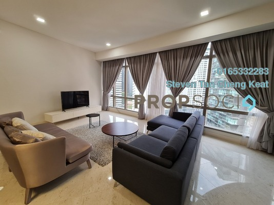 Serviced Residence For Sale in Banyan Tree, KLCC Freehold fully_furnished 3R/3B 3.2m