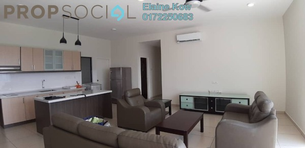 For Rent Condominium at The Andes, Bukit Jalil Freehold Fully Furnished 2R/2B 2k