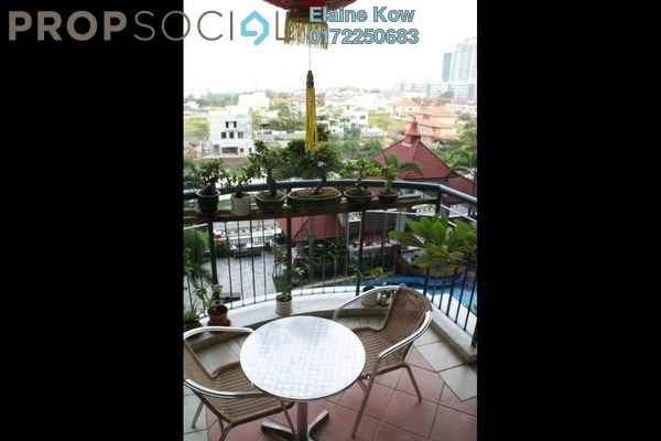 For Rent Condominium at Hartamas Regency 1, Dutamas Freehold Fully Furnished 4R/3B 3.5k