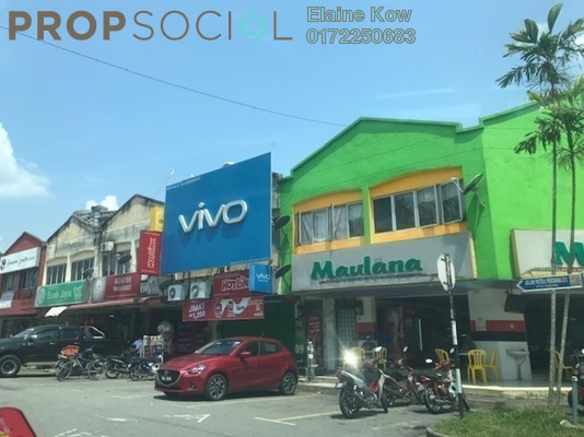 For Sale Shop at Taman Putra Perdana, Puchong Freehold Semi Furnished 0R/0B 750k
