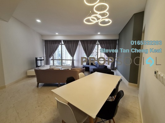Serviced Residence For Rent in Banyan Tree, KLCC Freehold Fully Furnished 3R/3B 7.8k