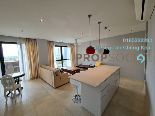 For Rent Serviced Residence at Lumi Tropicana, Tropicana Freehold Fully Furnished 3R/2B 3.2k