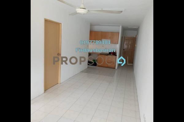 For Sale Apartment at Harmoni Apartment, Damansara Damai Freehold Unfurnished 3R/2B 130k