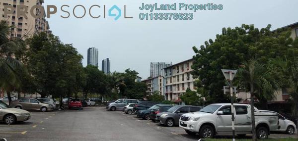 For Sale Apartment at Taman Melati, Setapak Freehold Unfurnished 3R/1B 220k