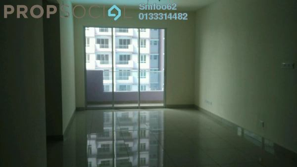 For Rent Condominium at Platinum Lake PV21, Setapak Freehold Unfurnished 2R/2B 1.4k