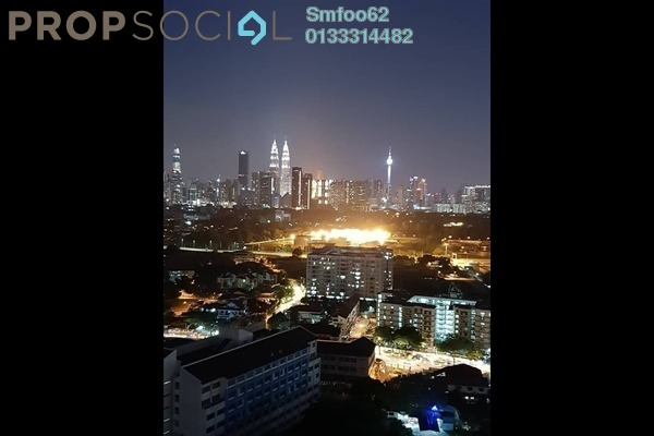 For Rent Condominium at Sunway Mont Residences, Mont Kiara Freehold Fully Furnished 3R/2B 6.5k