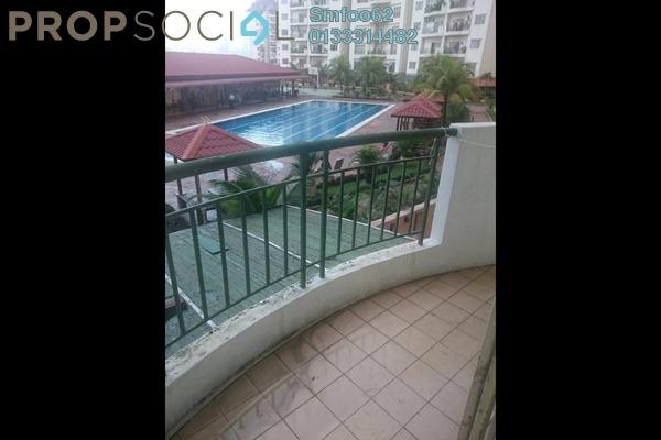 For Sale Condominium at Prima Setapak I, Setapak Freehold Semi Furnished 3R/2B 365k