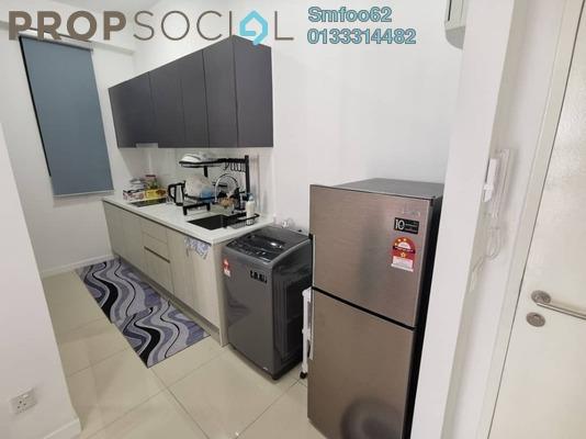For Rent Condominium at Lexa Residence @ The Quartz, Wangsa Maju Freehold Fully Furnished 3R/2B 1.8k