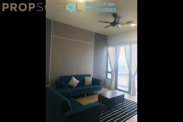 For Rent Condominium at You One, UEP Subang Jaya Freehold Fully Furnished 3R/3B 3k
