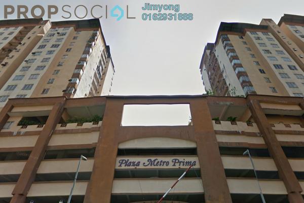 For Rent Shop at Plaza Metro Prima, Kepong Freehold Unfurnished 0R/1B 1.3k