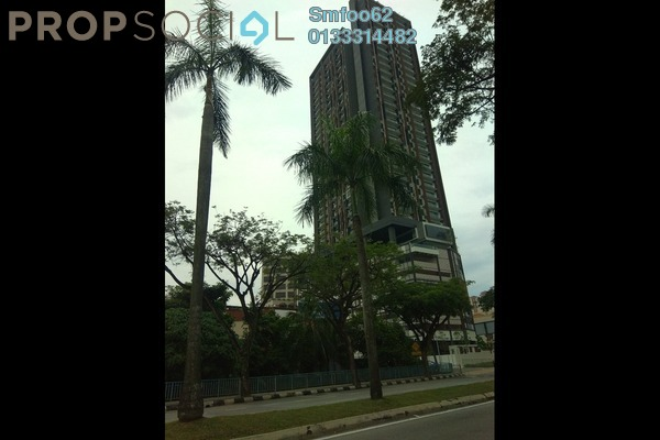For Rent Condominium at Sinaran @ Wangsa Maju, Wangsa Maju Freehold Semi Furnished 3R/2B 1.6k