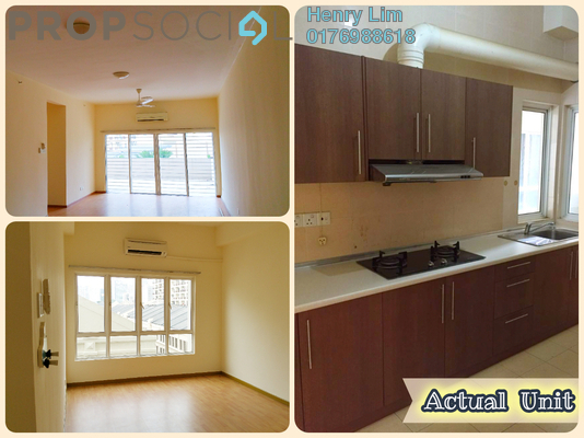 For Rent Serviced Residence at Waldorf Tower, Sri Hartamas Freehold Semi Furnished 3R/3B 2.6k