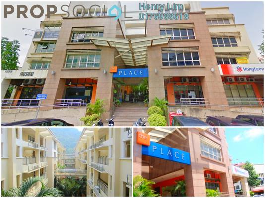For Rent Office at Perdana The Place, Damansara Perdana Freehold Semi Furnished 0R/0B 2.8k