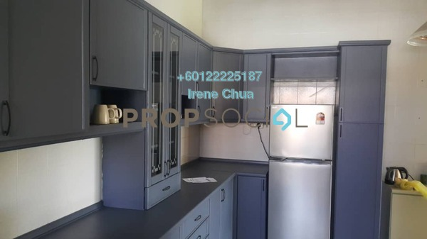For Rent Condominium at Robson Heights, Seputeh Freehold Semi Furnished 3R/2B 2.05k