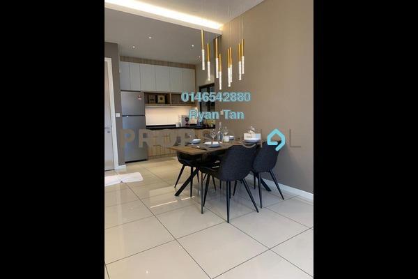 For Sale Condominium at Casa Green, Bukit Jalil Freehold Semi Furnished 3R/3B 520k