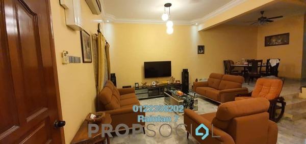 Terrace For Sale in SL11, Bandar Sungai Long Freehold Semi Furnished 4R/3B 638k