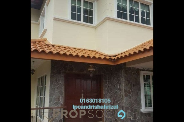 For Sale Bungalow at Templer Villas, Templer's Park Leasehold Semi Furnished 5R/5B 2.6m