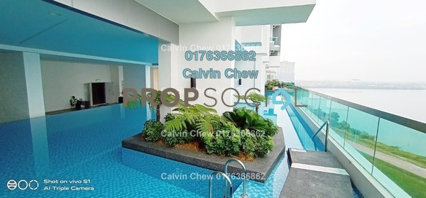 Serviced Residence For Sale in D'Sara Sentral, Sungai Buloh Freehold Unfurnished 3R/2B 331k