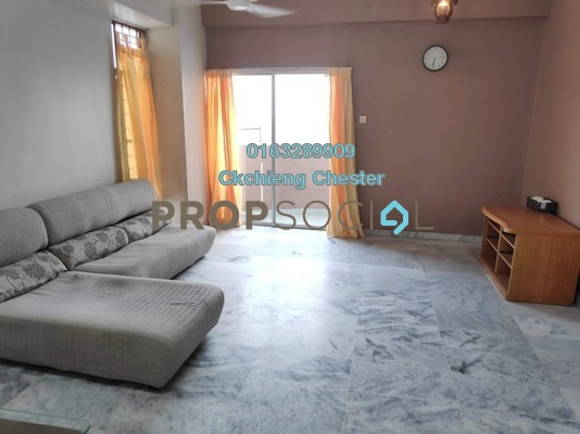 For Rent Condominium at Ridzuan Condominium, Bandar Sunway Freehold Fully Furnished 3R/2B 1.4k