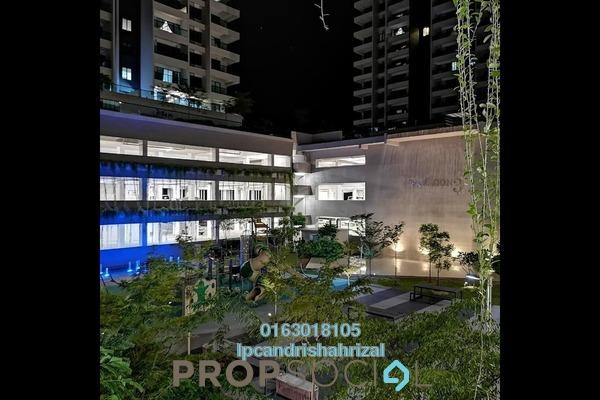 Condominium For Sale in Mines Resort City, Seri Kembangan Freehold Semi Furnished 4R/3B 600k