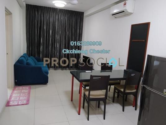 For Rent Serviced Residence at Centrestage, Petaling Jaya Freehold Fully Furnished 2R/2B 1.6k