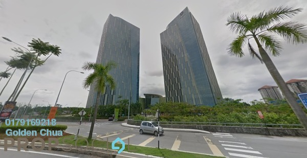 Office For Rent in IOI City Tower, IOI Resort City Freehold unfurnished 0R/2B 40k