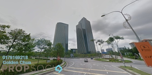 Office For Rent in IOI City Tower, IOI Resort City Freehold unfurnished 1R/2B 9.88k