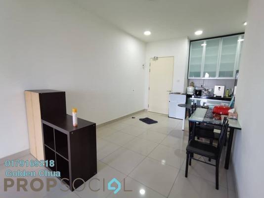 For Rent Condominium at Mercury Serviced Apartment @ Sentul Village, Sentul Freehold Fully Furnished 3R/2B 1.5k