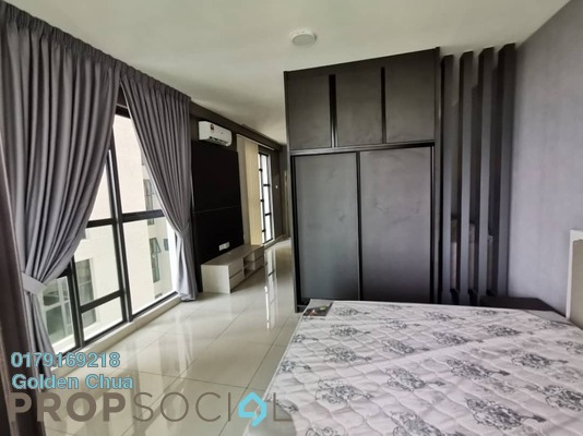 SoHo/Studio For Rent in Liberty Arc @ Ampang Ukay, Ukay Freehold fully_furnished 1R/1B 1.3k
